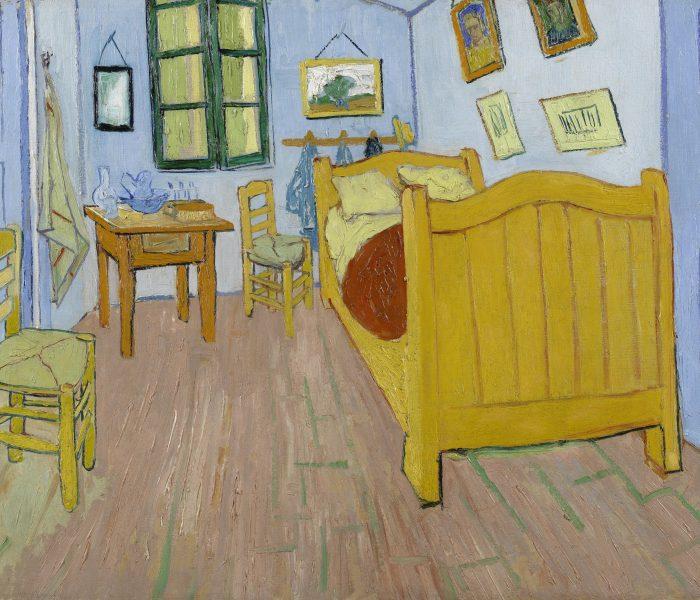 13. De slaapkamer
