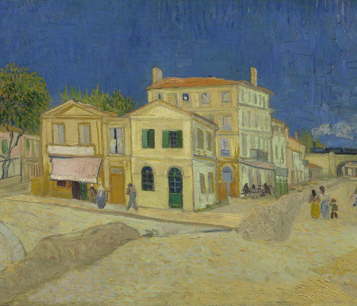 5. Het Gele Huis (De straat)